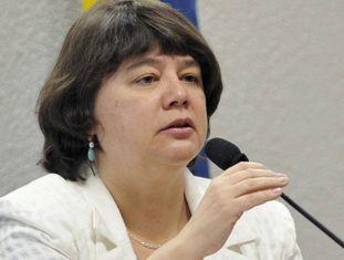 A subprocuradora-geral da República, Luiza Frischeisen.