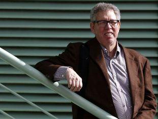 Jeffrey Friedman, fotografado no CNIC, em Madri.