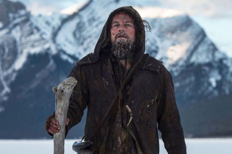 """Leonardo DiCaprio, em """"O Regresso"""""""