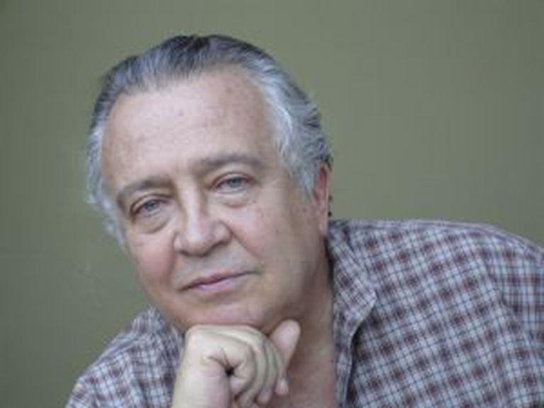 O escritor Edgard Telles Ribeiro.