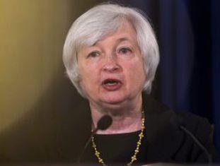A presidenta do Federal Reserve (Fed) dos EUA, Janet Yellen.