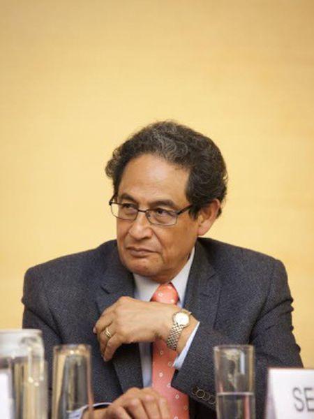 Sergio Aguayo, em 2013.