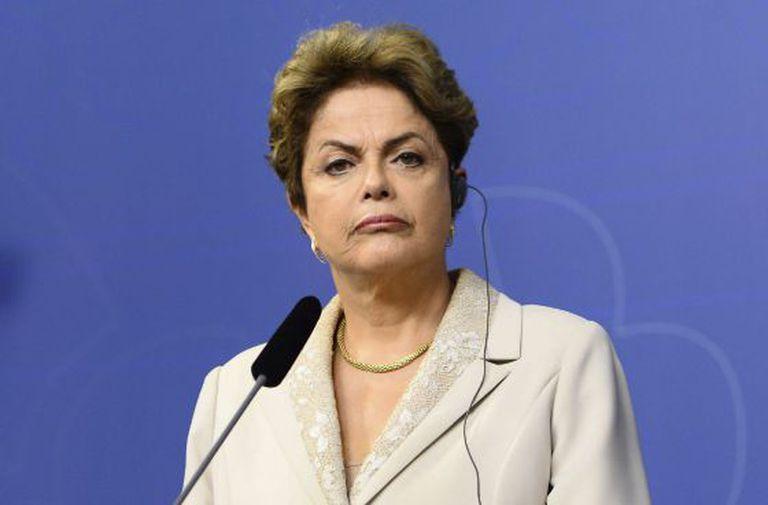 A presidenta Dilma Rousseff, na semana passada na Suécia.