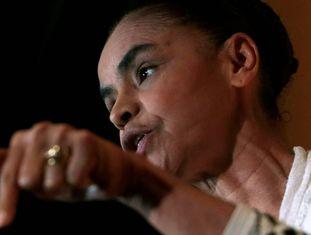 A pré-candidata à Presidência pela Rede, Marina Silva, sugeriu à população a Lava Voto
