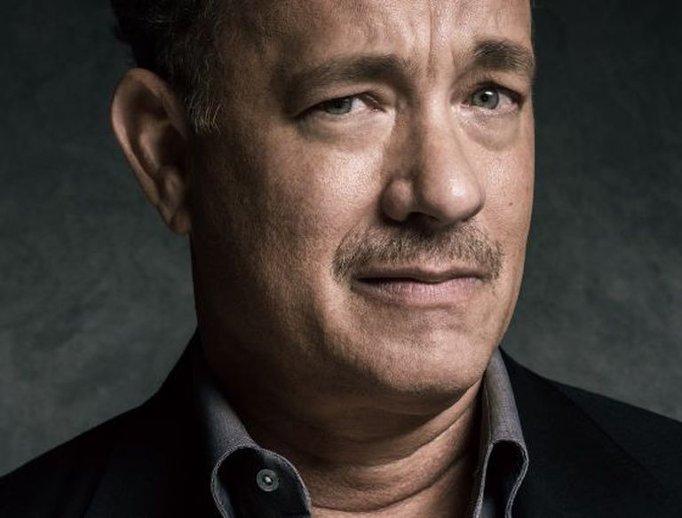 O ator Tom Hanks.