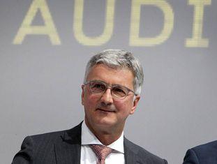 Rupert Stadler, conselheiro delegado de Audi.