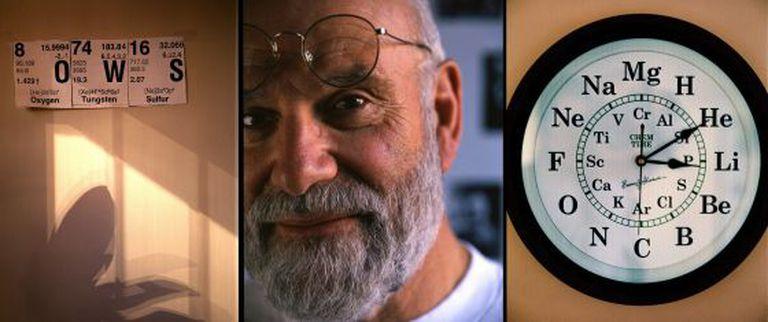 Oliver Sacks, em 2002.