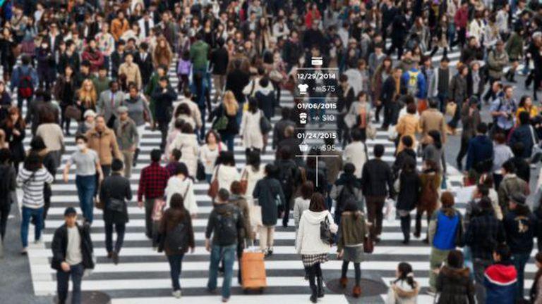 Os dados anônimos das compras permitem identificar as pessoas, em especial mulheres e os que têm mais rendimentos.