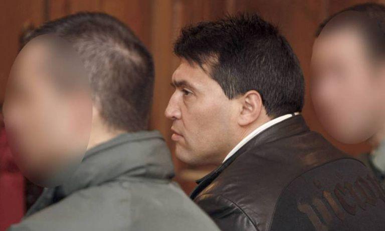 José Manuel García Adão, durante um julgamento em 2012 em Pontevedra.
