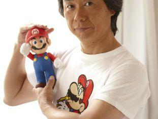 Shigeru Miyamoto.