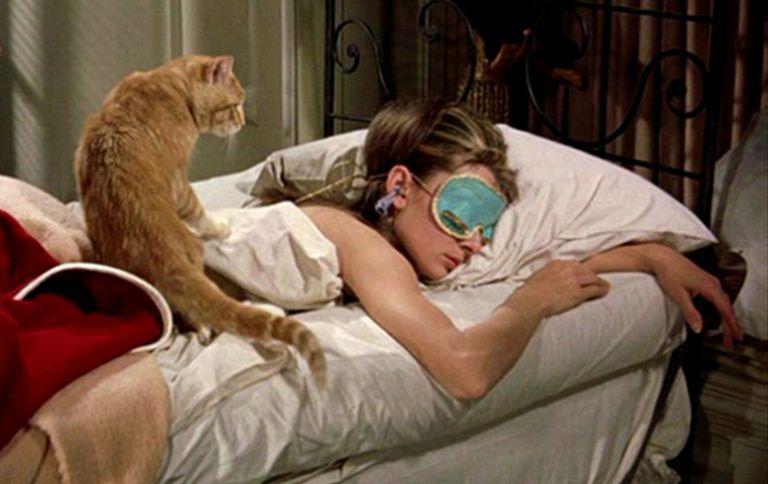 'Café da manhã com diamantes' (e um gato)