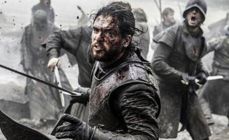 Kit Harington, em 'Game of Thrones'.