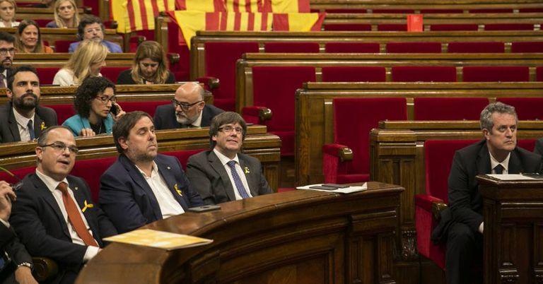 Sessão do Parlament da independência