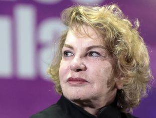 A ex-primeira dama Marisa Letícia Lula da Silva.