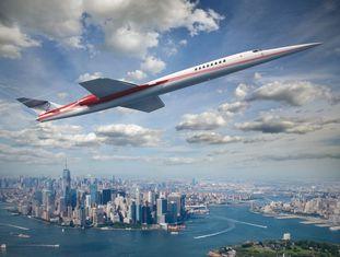 Em 2003, o Concorde deixou de voar. Ele conectava em apenas três horas Londres ou Paris a Nova York. Muitos pensaram que a obra-prima da engenharia anglo-francesa seria o último avião supersônico de passageiros, mas o novo jato da Aerion quer, justamente, substituí-lo.