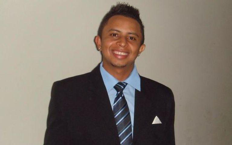 O ambulante Carlos Augusto Muniz, morto pela polícia.