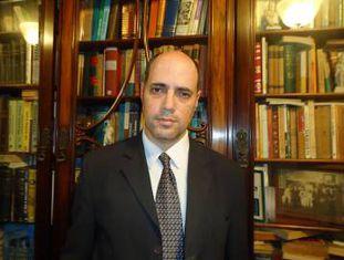 Félix Soibelman, direito jurídico da Associação Sionista Brasil Israel (ASBI)