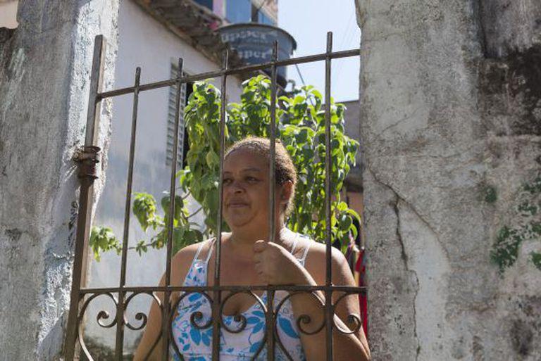 A família de Andréia consome muito menos água por dia do recomendado pela OMS.
