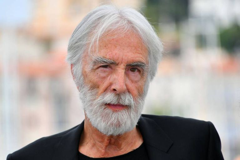 O diretor austríaco Michael Haneke.