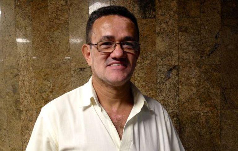 Marzeni Pereria, tecnólogo da Sabesp.