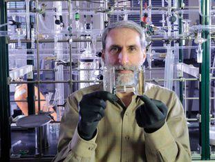 O químico norte-americano Daniel Nocera.