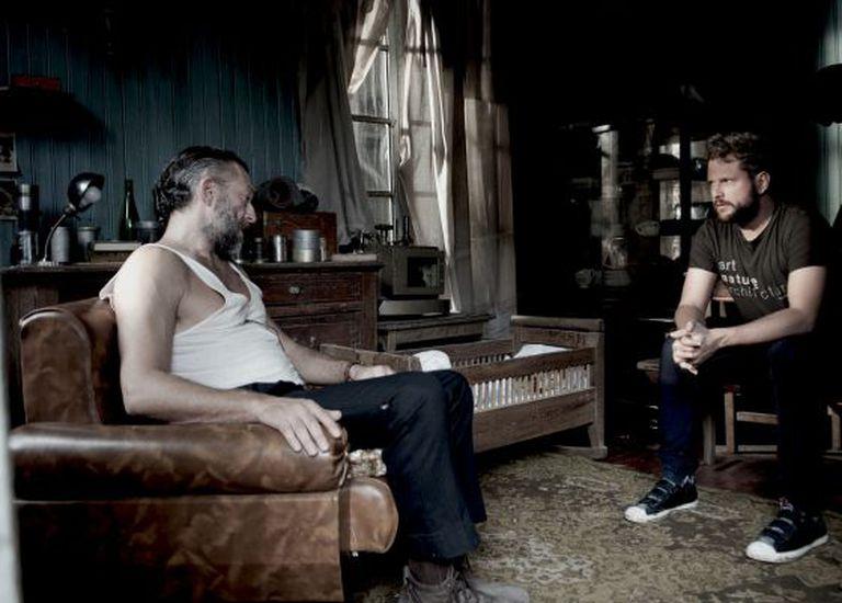 Selton Mello dirige o ator francês Vincent Cassel em 'O filme da minha vida', filmado na serra gaúcha.