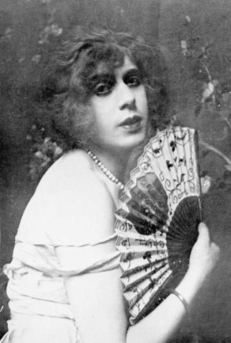 Lili Elbe em 1926.