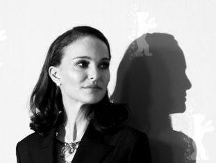 A atriz Natalie Portman, em Berlim.