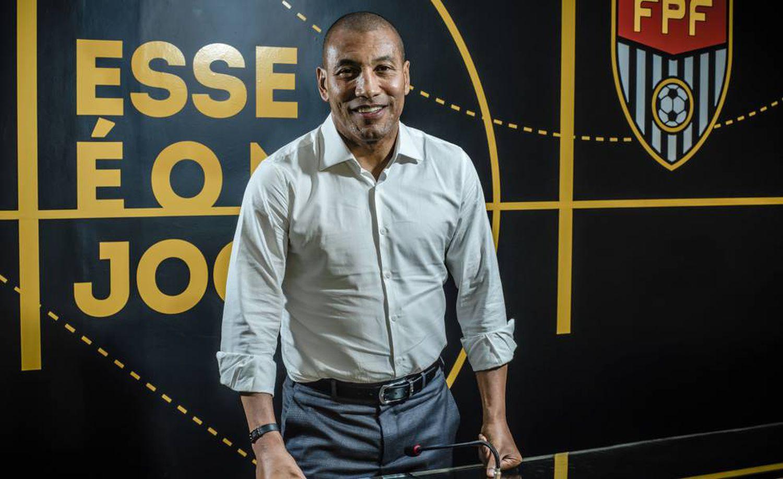 Mauro Silva, vice-presidente da Federação Paulista de Futebol.