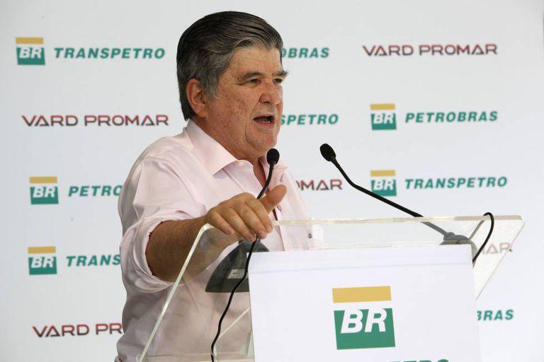 Sérgio Machado, ex-presidente da Transpetro.