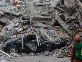Os terremotos de magnitude 7 ou superior, como o do México em 2017, permitem realizar estudos desse tipo