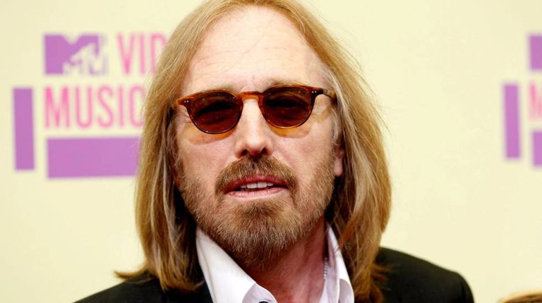 Tom Petty em 2012 em Los Angeles