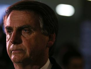 O deputado e presidenciável Jair Bolsonaro.