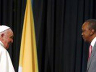 Francisco chega à África com o diálogo inter-religioso e a justiça social entre seus objetivos