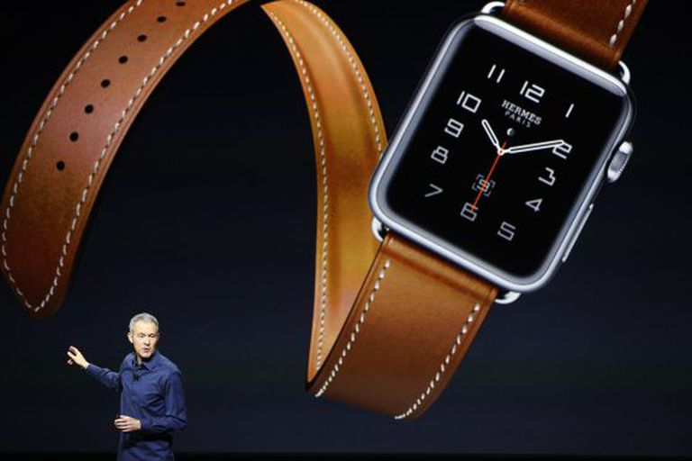 Assim são as novas pulseiras do Apple Watch.