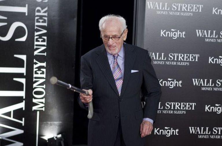 Wallach, na estreia de 'Wall Street 2', em 20 de setembro de 2010.