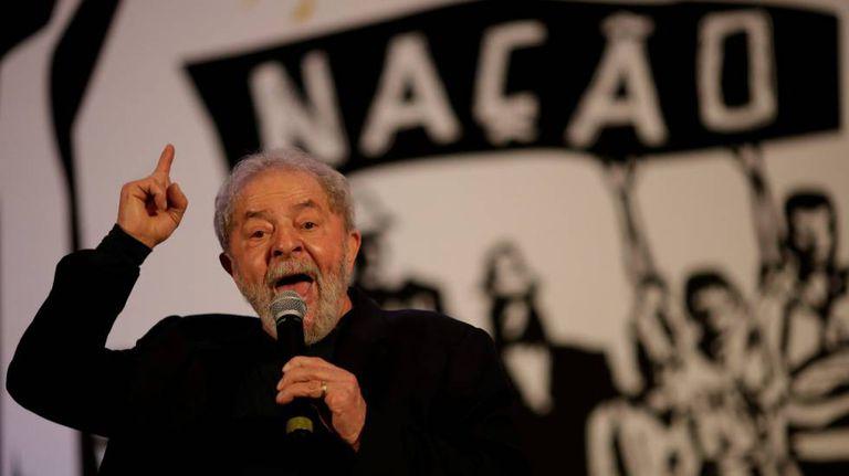 Lula em Congresso do PCdoB