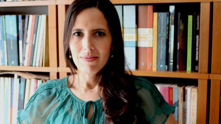 Josélia Aguiar, curadora da Flip