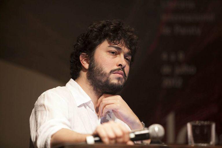 Paulo Werneck na Flip.