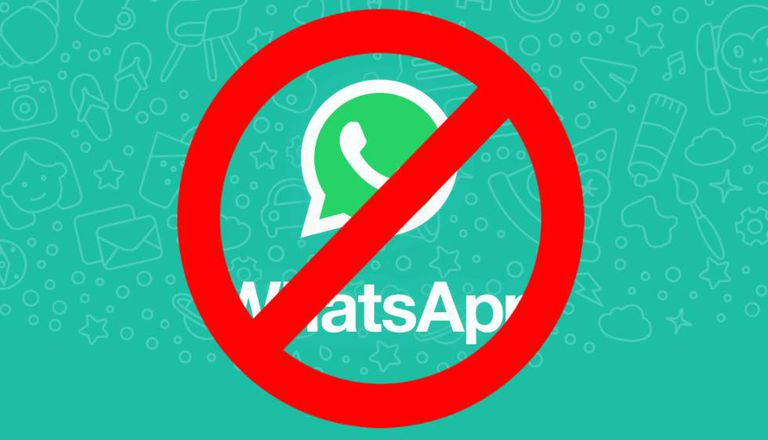 Resultado de imagem para bloqueio do whatsapp