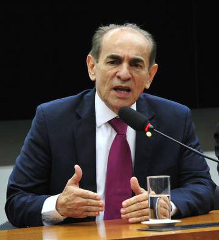 Deputado Marcelo Castro.