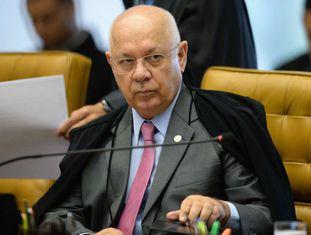 O ministro Teori Zavascki no último dia 31.