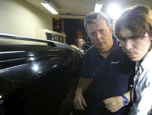 Ray Whelan, detido no dia 7 de julho no Rio de Janeiro.