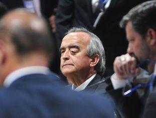 Cerveró em acareação na Câmara, em dezembro de 2014.