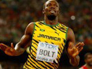 Corredor jamaicano volta a superar o norte-americano Justin Gatlin com um tempo de 19,55s e se tornou o maior vencedor dos Mundiais