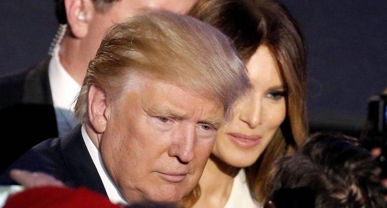 Presidente eleito dos EUA, Donald Trump.