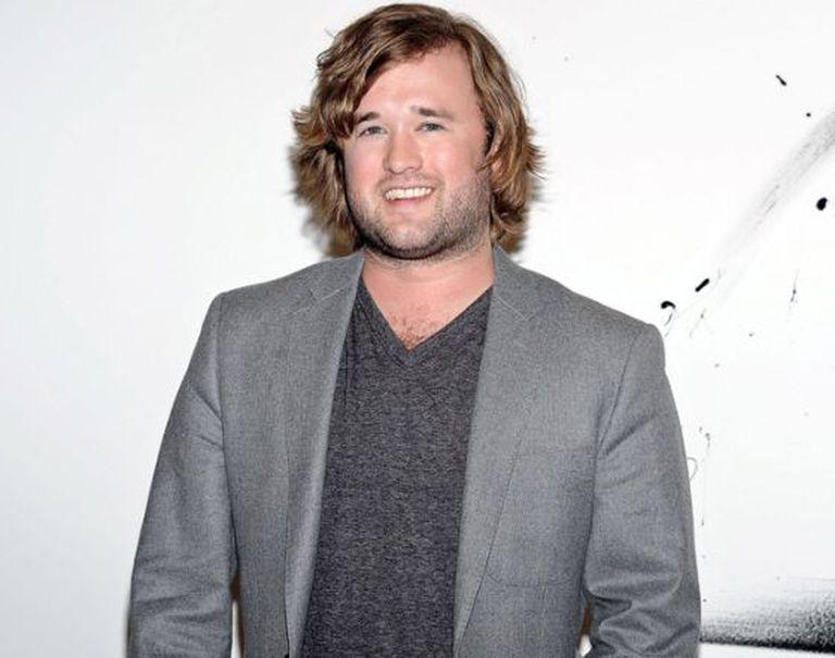 O ator em um recente evento da AOL.