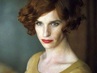Redmayne, como Lili Elbe.