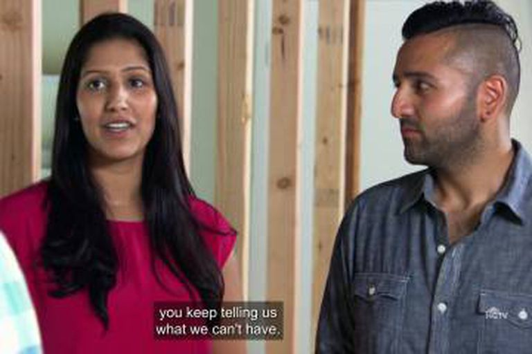 """""""Vocês não param de nos dizer tudo o que não podemos fazer"""", diz este casal aos irmãos Scott no programa 'Irmãos à Obra'."""