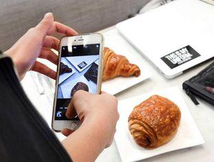 'Foodie' fotografa seu croissant preferido e divulga no Instagram.